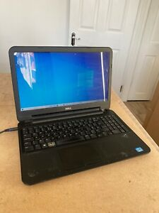 Dell 15-3521 Laptop, i3-3217U @1.80GHz, 4GB, 500GB, Windows 10 - READ
