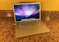 "Apple 15"" MacBook Pro 2.4GHz, 4GB, 200GB HDD, 8600M GT 256MB, Glssy Screen A1260"