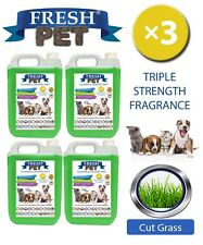 Fresh Pet Niche Chien Désinfectant Triple Force Parfum 4x5L Floral
