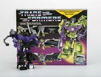 Transformers G1 Replica Nero DEVASTATOR Natale Regalo Giocattoli Robot Gift Toy