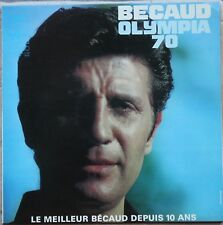 BECAUD OLYMPIA 70   33T  LP