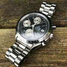 Polished OMEGA Speedmaster Date Steel Automatic Mens Watch 3511.50 BF318412