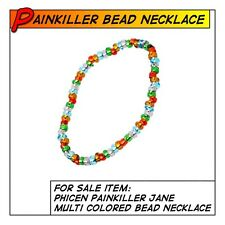 Phicen Painkiller Jane Hot Bead Necklace for 1/6 12 in scale Female Toys