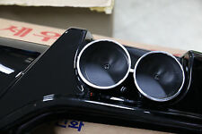 Rear Diffuser + Exhaust Tips (Fit: Hyundai Elantra 2011 2012 2013)