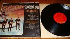 THE BEATLES SOMETHING NEW LP   ORANGE LABEL CAPITOL