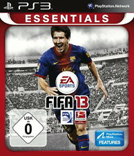 FIFA 13 - Essentials (Sony PlayStation 3, 2014, DVD-Box)