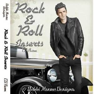 Debbi Moore Rock & Roll Inserts CD Rom 320677