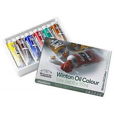 Winsor & Newton Winton Oil Colour - 6 x 37ml Set