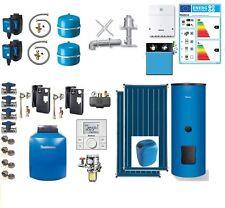 Buderus Ölbrennwert Kessel Logamax Gb125 -18 Ga-k Solarpaket Heizkreisgruppen