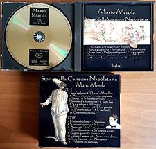 Storia della Canzone Napoletana: Mario Merola (2 CD), Ed. Dejavu Retro, 2004