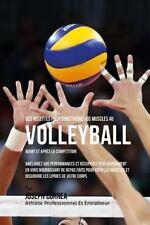 Des Recettes Pour Construire Vos Muscles Au Volley-Ball Avant et Apres la...