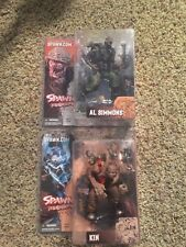 Spawn Mutations AL SIMMONS & KIN Series 23 Action Figure (McFarlane Toys, 2003)