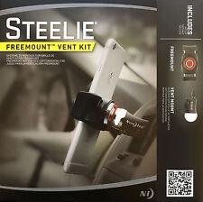 Nite Ize Steelie Freemount Vent Mount Kit for iPhone Galaxy HTC Uber Lyft LG