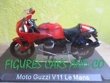MOTO GUZZI  1/24  V 11 LE MANS COLLECTION GM MOTORRAD MOTORCYCLE