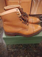 Alfred Sargent Cambridge Boot - Brand New Unworn - Size 9.5 UK - Color Rustic