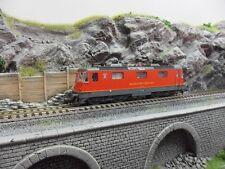 Fleischmann 4344 Ellok BR Re 4/4 III der SOB Ep V Spur H0 Neu