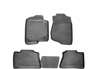 Front and Rear Floor Liner For 14-18 Nissan Sentra GW82Q2