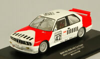 Model Car Scale 1:43 Cmr BMW M3 E30 DTM diecast vehicles road Racing