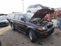 Rear Drive Shaft 4WD 3.0L 6 Cylinder Fits 97-00 MONTERO SPORT 197983
