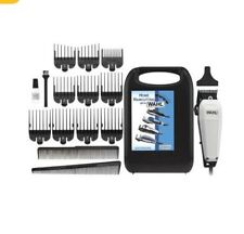 Whal Hair clipper 9236-1001 Complete Haircutting Kit 17 Piece