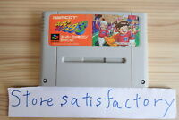 SFC SNES Super Famista 3 base ball SHVC-N6 Super Famicom Nintendo NAMCOT