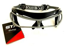 STX Lacrosse 4Sight Form Adult Women's Lacrosse Goggle Black Field Hockey
