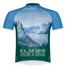 Primal Wear Glacier National Park Full Zip Short Sleeve Women's Cycling Jersey