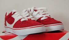 "ORIGINAL chaussure enfant skate "" ES Square One Youth ""  T : 32.5 rouge NEUF"