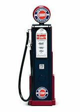 Digital Gas Pump Studebaker Blue Yatming 98651 1/18 Scale Model for Diecast Cars