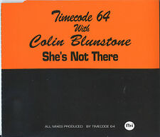 COLIN BLUNSTONE/TIMECODE 64 four unique RARE original versions SHE'S NOT THERE
