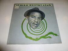 Reloj Timex Social Club-vicioso rumores - 1986 Reino Unido 9-Track Vinilo Lp