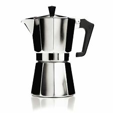 CKS Italian 6 Cup Coffee Expresso Maker Boxed