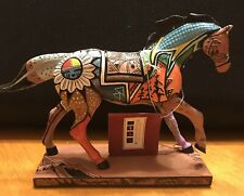2008 Indian Summer 1E/1,761 The Trail of Painted Ponies #12266