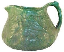 Matte Green Pottery
