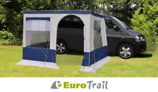 Eurotrail Fjord SWB 260 cm Sun Canopy Privacy Room Extension Set incl. Frame