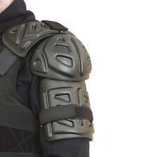 X Police MLA Shoulder & Upper Arm Protective  Limb Guards Paintballing B9 Type1