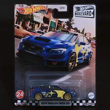 Hot Wheels Boulevard 2021 Wave 5 #24 2019 Subaru WRX STI Die-cast Rally Car