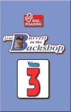Jim Barrett in the Backshop Vol 3 DVD Lionel repair E-Units Tortoise switch 3472