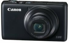 Canon Digital Camera Powershot S95 Pss95 1000 Megapixel High Sensitivity Ccd Opt