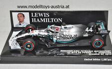 Mercedes W10 EQ Power+ 2019 Lewis HAMILTON Deutschland GP 1:43 Minichamps