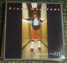 FREE 2for1 OFFER-Linda Ronstadt–Living In The USA: Asylum Records ‎– 6E-155?LP
