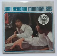 "7"" Jimi Hendrix - Mannish Boy / Trashman Vinyl Record Store Day RSD 2018,Sealed"