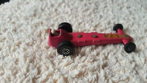 Matchbox model toy Slingshot Dragster. Used condition No box 1971 Lesney