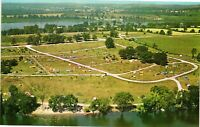 Vintage Postcard - Serpent Mounds Provincial Park Ontario Canada Un-Posted #1893