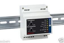 interruptor nivel de agua wps4000, min. / Max control montaje en carril din