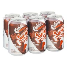 CANFIELD'S DIET CHOCOLATE FUDGE SODA 24 -12 Oz Cans(4-Six Packs)