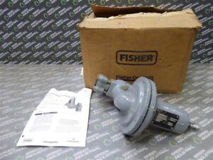"""NEW Fisher 630-8011 Big Joe Pressure Regulator 3/8"""" 17-30 PSIG"""