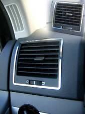 D VW T5 Chrom Rahmen für Lüftungsschacht außen Typ 2 - Edelstahl poliert