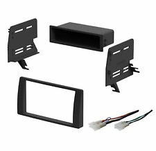 Single Double Din Dash Kit for 2002-2006 Toyota Camry to Install Stereo Radio