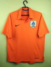 Holland Netherlands jersey LARGE 2006 2008 home shirt soccer football Nike